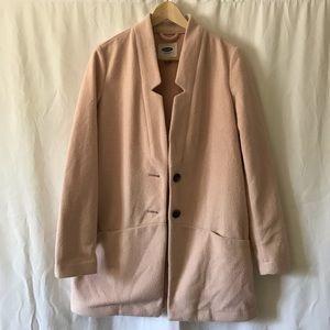 Jackets & Blazers - Fleece overcoat